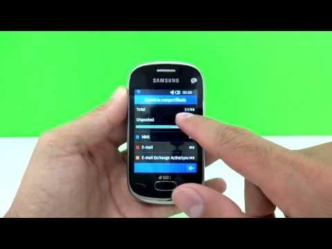 Como Formatar Samsung REX 70 GT-S3802W e Outros || Factory Reset, Desbloquear. G-Tech