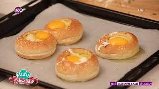 Mutlu Kahvaltılar - Yumurtalı Sandviç Tarifi - 09 08 2018
