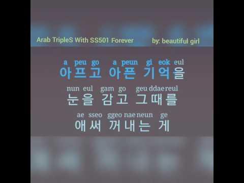 ss501 kim hyun joong your story karaoke