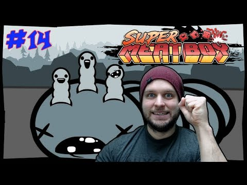 Who Could Be So Cruel? - Super Meat Boy - Gameplay [#14]