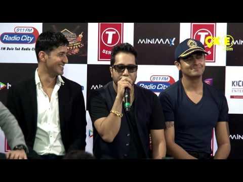 Mika Singh's Emotional tribute to Gulsan Kumar Suron Ke Rang Color Ke Sang!