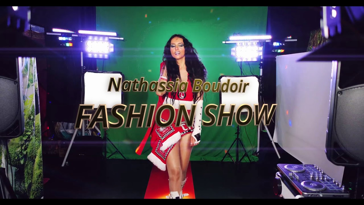 NATHASSIA'S Boudoir - E2 The Fashion Show