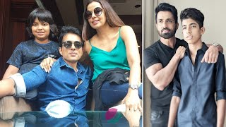 Sonu Sood Family Members with Wife, Sons, Sisters, Parents & Biography