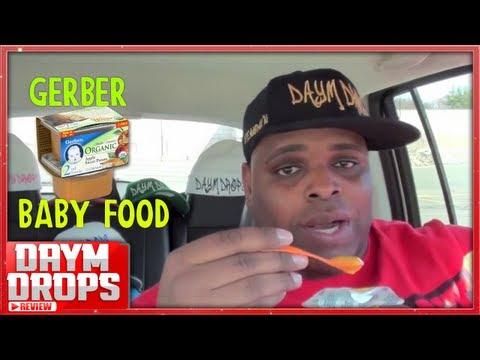 Gerber Baby Food Review