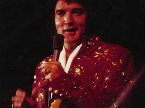 Elvis Presley-Trying To Get To You Live Las Vegas 1975.(Elvis answer machine.)