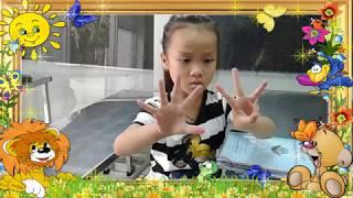 Toán Tư Duy Cho Trẻ - Hướng Dẫn Học Finger Math - Phần Thực Hành 6