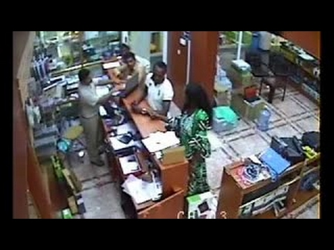 African Shop lifters in Muscat,Oman