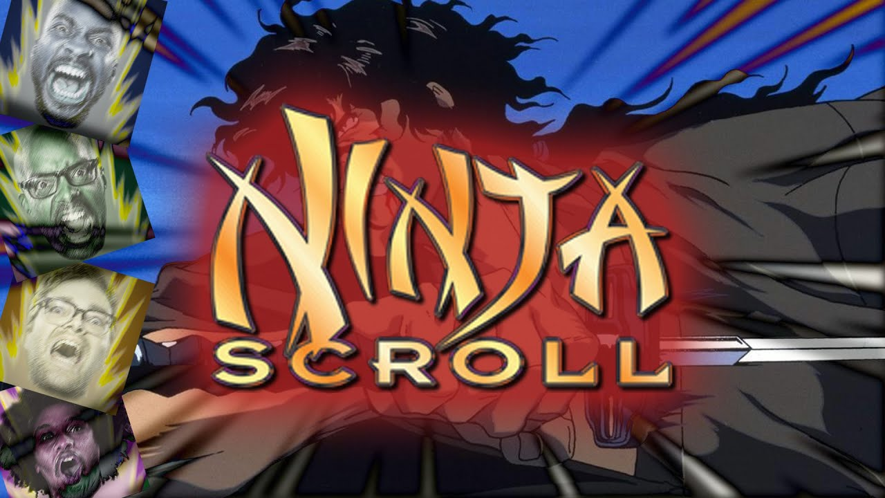 Ninja Scroll Movie We Recommend Watching This Movie Alone Youtube
