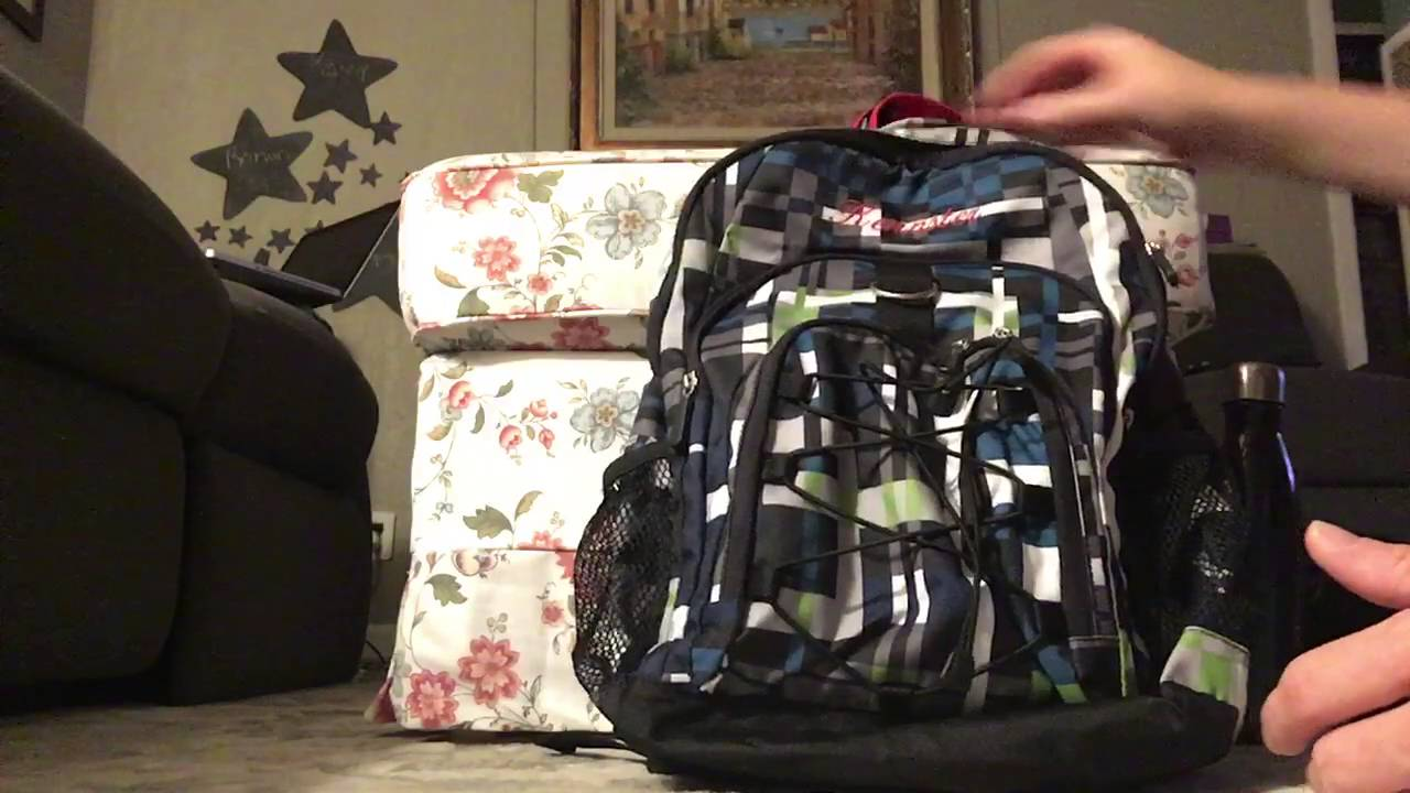 9e215ae5a476 PB Teen Gear Up backpack review - YouTube