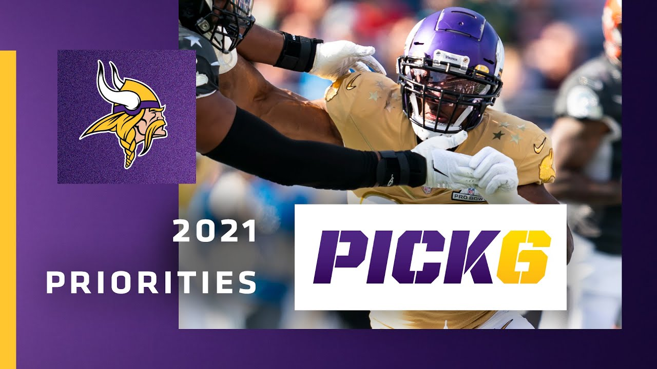 Pick 6 Mailbag: The Top Priority Heading into Free Agency and the 2021 NFL Draft