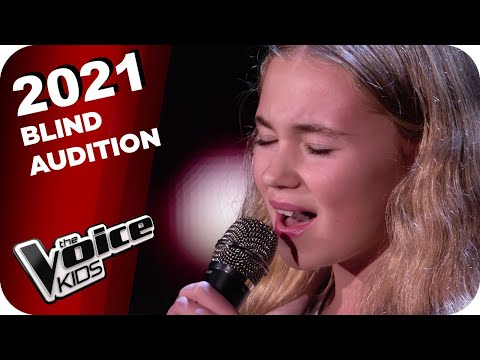 Christina Perri - Jar of Hearts (Kiara) | The Voice Kids 2021 | Blind Auditions