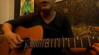 Giữ anh đi (Lê Hiếu) - Bảo Bảo acoustic cover