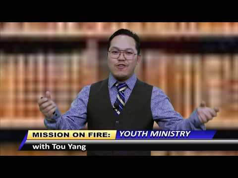 MISSION ON FIRE: THE LAW OF LOVE.