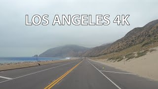 Los Angeles 4K - Pacific Coast Highway - Scenic Drive