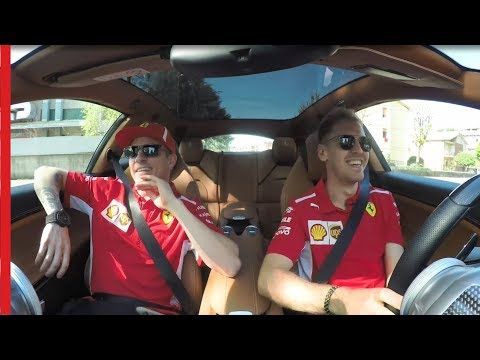 Sebastian Vettel Answers Your Questions! | Behind The Wheel