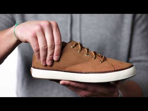 Behind The Design: Sperry Gold Cup Haven Sneaker