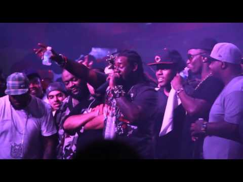 T Pain with DJ Khaled B-Day HD