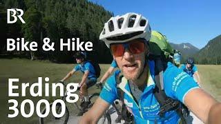 Klassenfahrt ins Hochgebirge Projekt Erding 3000  Bergauf-Bergab  Doku  Berge  BR