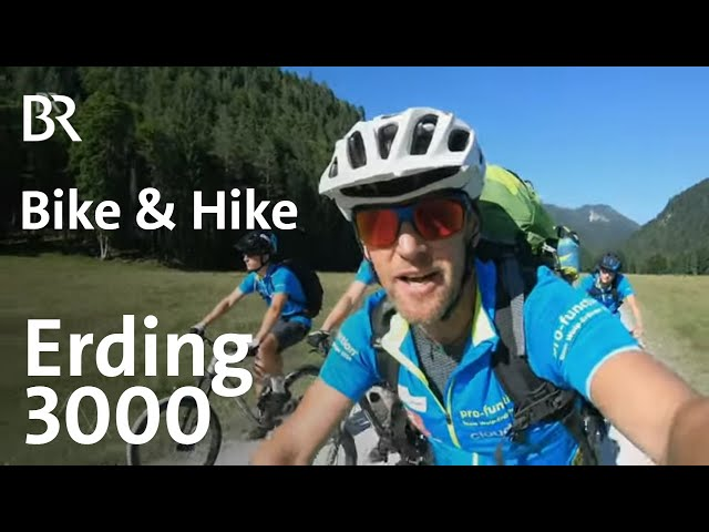 Klassenfahrt ins Hochgebirge: Projekt Erding 3000 | Bergauf-Bergab | Doku | Berge | BR