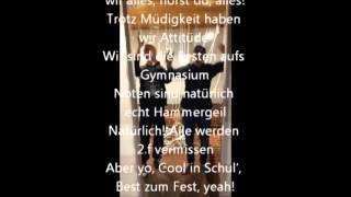 Musikvideo 2.F frisch, frei und froh
