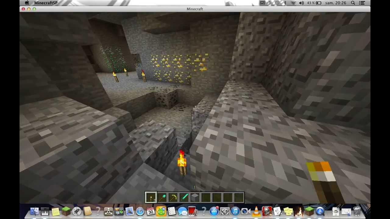 Comment trouver de l meraude de l or du diamant - Trouver du cuivre facilement ...