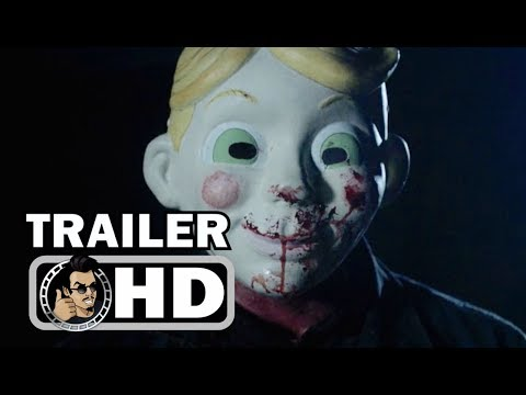 PSYCHOPATHS Official Trailer (2018) Horror Movie HD
