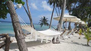 недорогой отель на мальдивах  Dream inn Maldives