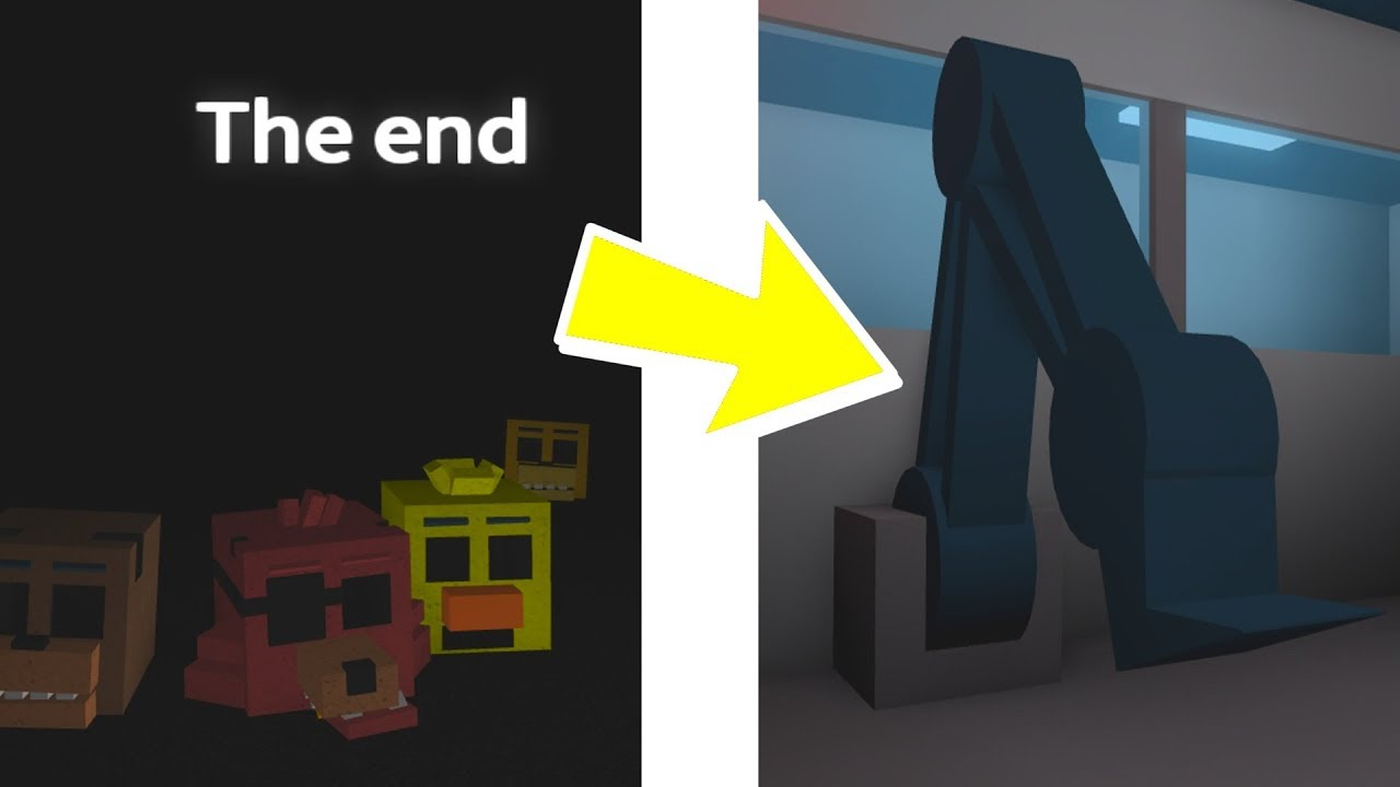 Getting All Badges In Roblox Animatronic World Youtube