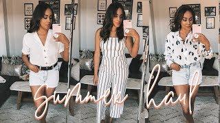 HUGE ASOS Summer Haul 2018 | Antonnette