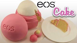 DIY Giant EOS Lip Balm Cake I EOS Kuchen backen I How to make an EOS Cake