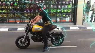 Review Lifan Hunter125 By moddaengmotor