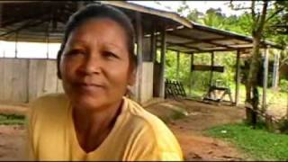 We Visit An Arawak Indian Settlement And Speak With Some Women; Tribal Chief Daniel Gomez!