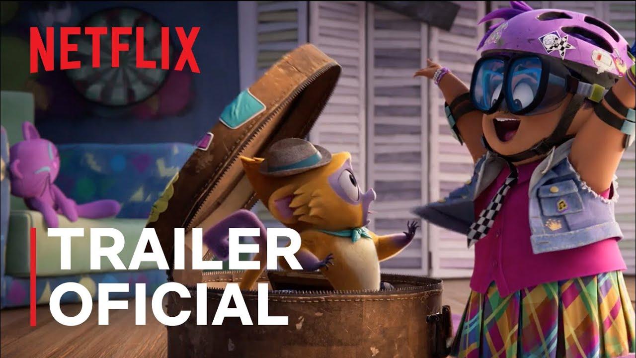 A Jornada de Vivo | Trailer oficial | Netflix
