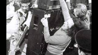 JIMI HENDRIX nine to the universe pt.2 (message to love)