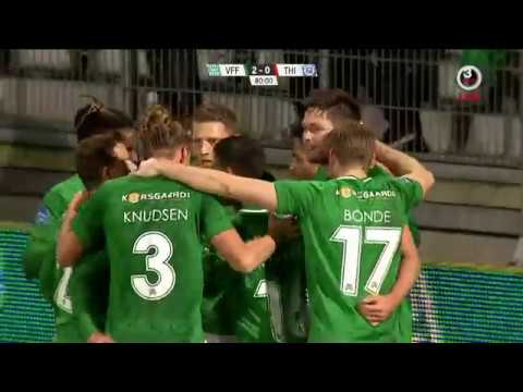 Viborg FF - Thisted FC 2-0