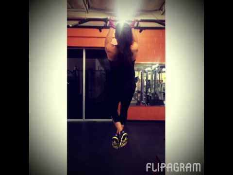 Underhand grip pull ups - YouTube