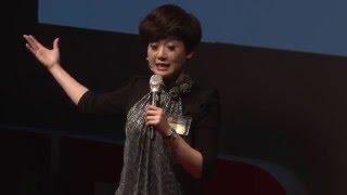 別對你愛的人飆狠話,真有這麼難嗎? | 寇乃馨 Kou Nai-Xin | TEDxNCU