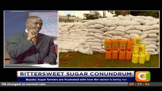 Saulo Busolo: Structurally, the country is not self-sufficient on matters sugar #CitizenExtra
