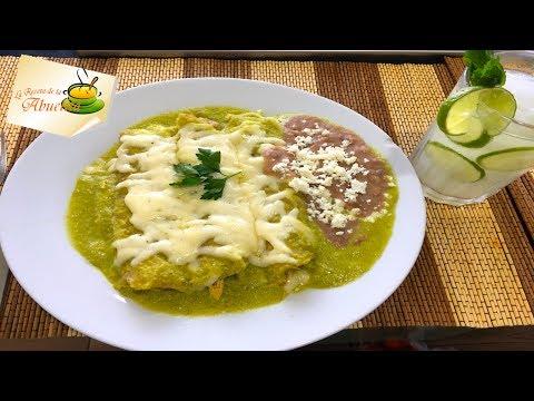 Rich Swiss Enchiladas Recipe