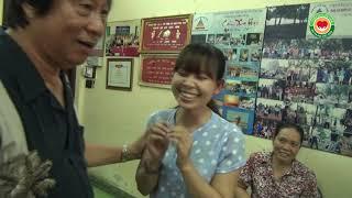 Hướng dẫn chữa điếc tai, ù tai, Thập Chỉ Đạo Y mao mạch thầy Dư Quang Châu 6 2016