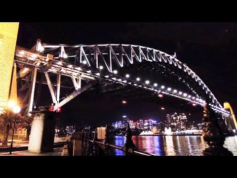 Sydney's LED Lighting Revolution (GE Australia)