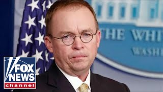The 'deep state' in the White House is real: Mick Mulvaney