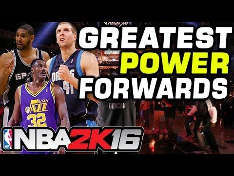 Greatest NBA Power Forwards Ever