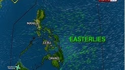NTVL: Weather update as of 10:07 a.m. (April 14, 2018)