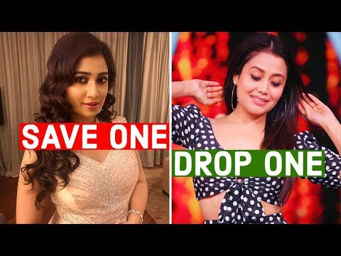 SAVE ONE DROP ONE - Neha Vs Shreya Vs Guru Vs Hardy Vs Yo Yo Vs Badshah