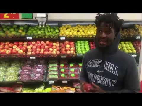 Master Teacher takes us through the Super Market to break down the system