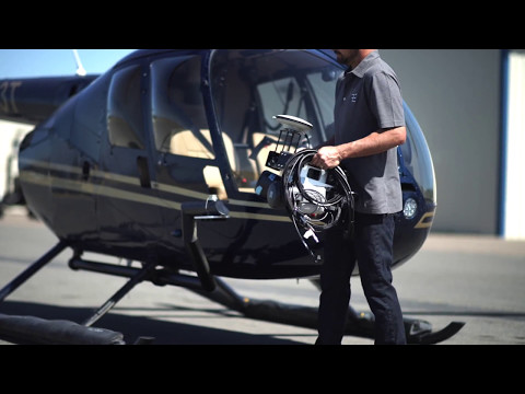 Helicopter LiDAR R&D Scanning | Flight Evolved