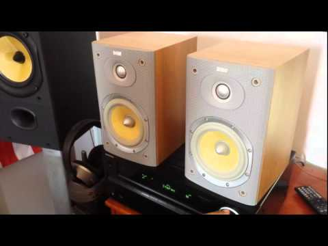 Badr Acoustics  Bowers  U0026 Wilkins Dm600 S3  Bookshelf Speakers