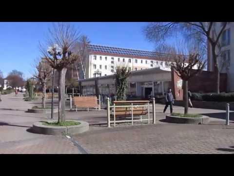 Spaziergang in Halberstadt durch die City und durch die Altstadt