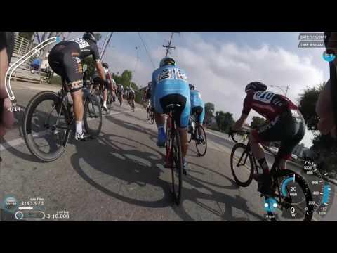 2017 Manhattan Beach Grand Prix - 35+ Cat 3/4